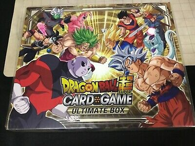 Dragon Ball Super Ultimate Box Factory Sealed