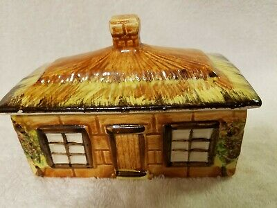 Vintage Made in England, Price Kensington Cottage Ware #845007 Butter Dish