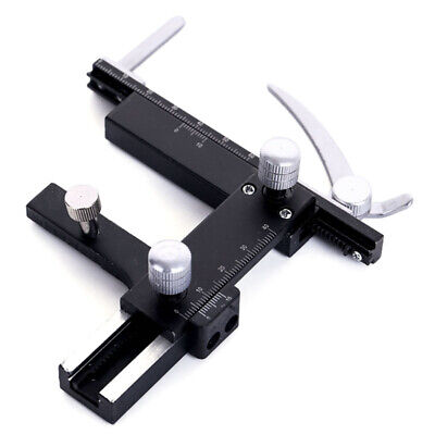 Biological Microscope  Parts  Mechanical Stage X-Y Moveable Stage with Scales