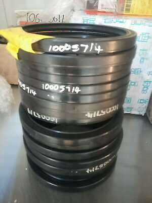 (17 Pieces) Genuine Nak Oil Seal Inner: 160Mm Outer:190Mm (New)