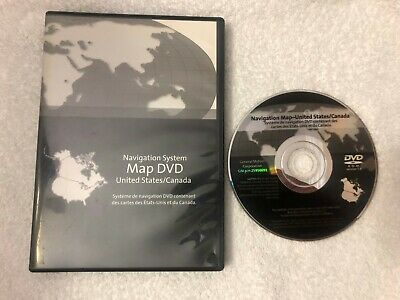 GENUINE GM NAVIGATION DVD Map Disc U.S and Canada - $65.00 | PicClick