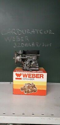 CARBURATEUR weber 32 dara 8/7401