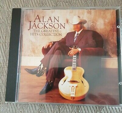 The Greatest Hits Collection von Alan Jackson (1995)