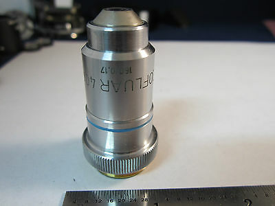 Optique Microscope Objective Neofluar 40x Allemagne Zeiss Optiques Bin #19