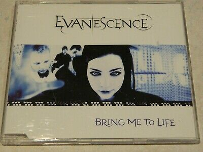 Evanescence Bring Me To Life CD single