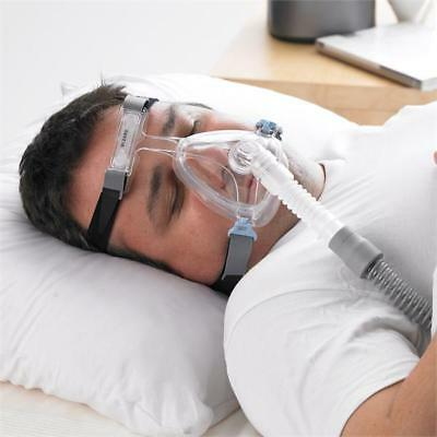 Wizard 220 Full Face CPAP Mask Headgear Mask for CPAP and bi-level ventilation S