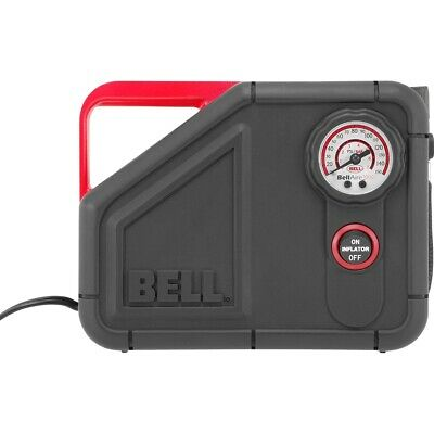 Bell Aire 1000 Tyre Inflator With Dial Pressure Gauge Air Compressor Car Vehicle