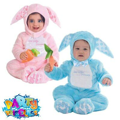b3447a594 Baby Toddlers Bunny Rabbit Costume Girls Boys Easter Animal Fancy Dress  Outfit
