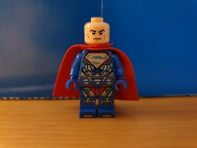 Lego DC Super Heroes Lex Luthor Superman Armour Minifigure