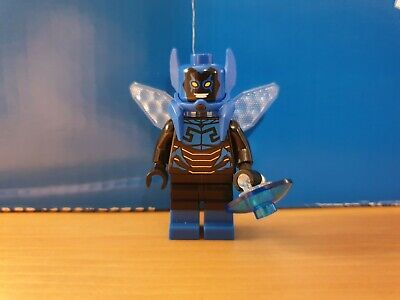 Lego DC Super Heroes Blue Beetle Minifigure