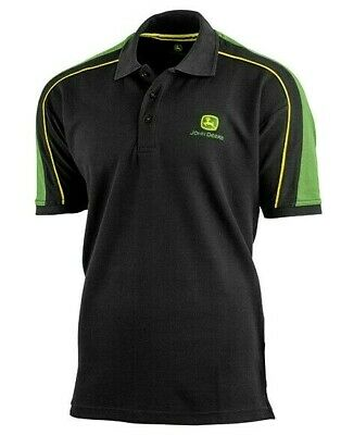 John Deere Men's Classic Polo Shirt