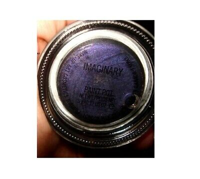 MAC Pro Longwear Paint Pot - IMAGINARY (blue) - new boxed - limited edition