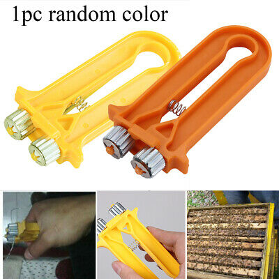 Box Frame Beekeeping Tool Wire Tensioner Bee Hive Beehive Tensor Cable Crimper