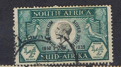 South Africa 1934 ½d Silver Jubilee  SG 65  Used