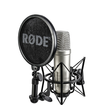 Rode NT1-A Studio Vocal Recording Kit - B-Stock