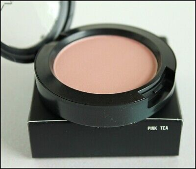 MAC Powder Blush - PINK TEA (beige pink) - new boxed - rare discontinued