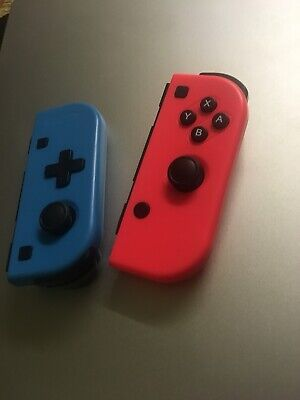 Nintendo Switch Joy Con Controllers Brand New Unused Red Blue Joycon Bargain UK