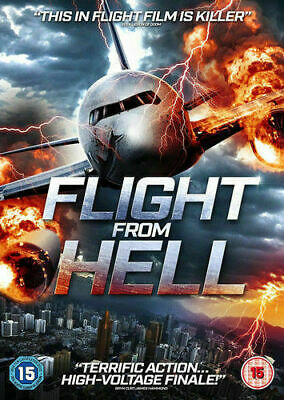 Flight From Hell - Dvd **Used Very Good**Free Post**