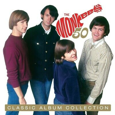 The Monkees - Classic Album Collection Multe-Colored  Boxset 10 Vinyl Lp New
