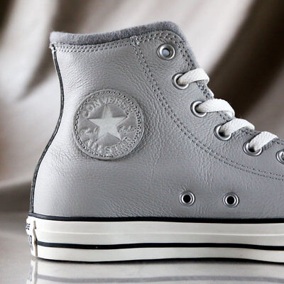 925d8d3da319 CONVERSE Chuck Taylor All Star Leather shoes for women Style 153818C