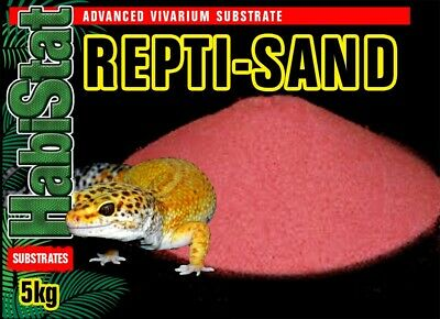 Habistat Repti-sand Red 5kg RETURNS