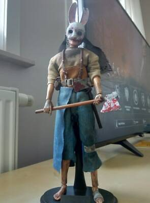 1/6 custom figure Dead By Daylight Huntress Not Hot Toys, Sideshow