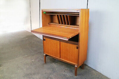 1960's mid century writing desk / bureau by Beaver & Tapley