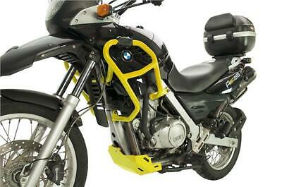 CrossPro YELLOW Engine Guards Crash Bars BMW F 650 GS 2001