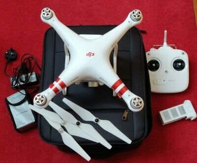 DJI Phantom 3 Standard Drone, 1x Battery with Backpack Case