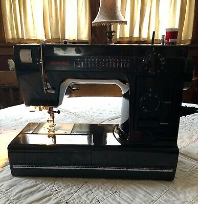 Janome HD1000 Mechanical * Sewing *  Quilting * Crafting * Home Decor * HD 1000