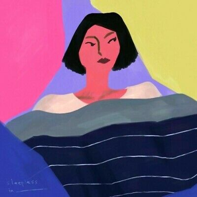 Epik High - Sleepless In __________ (Ep) (+Poster Option) [Kpoppin Usa]