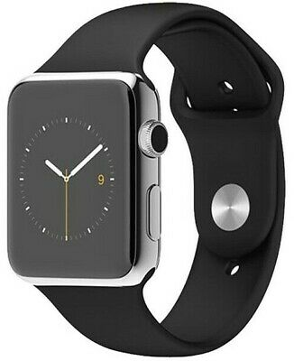 Apple Watch Series 3 Stainless Steel 42 MM GPS + Cellular - Great