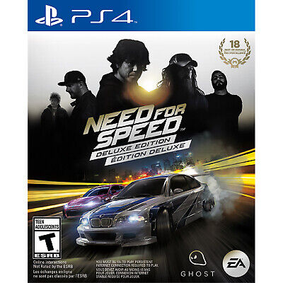 Need for Speed PS4 [Factory Refurbished]