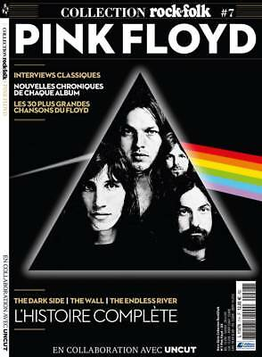Rock & Folk Collection N°7 - Pink Floyd histoire complète