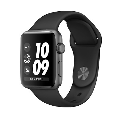 Apple Watch Series 3 Nike + 38 MM GPS (Nike Dial + Standard Band)