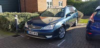 Ford Mondeo Ghia x 1.8 Automatic Petrol Full Cream Leathers Rare**