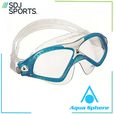 Aqua Sphere Seal XP2 Mens Adult UV Anti-Fog Swimming Triathlon Goggles