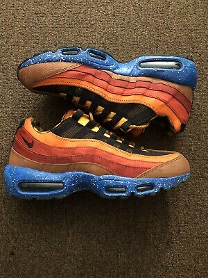 RARE NIKE AIR Max 95 Campfire Pack Men's Size 9.5