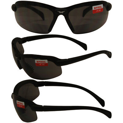 34d8f3ed83e9 C2 SAFETY SHOP Glasses with Black Frame and 1.5x Clear Lenses ...