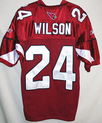 aed370a12 2000's -Adrian Wilson- Arizona Cardinals NFL Football Authentic On Field  Jersey