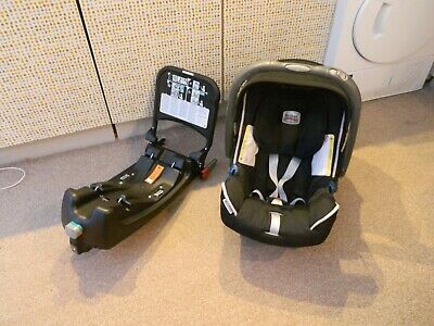 britax romer baby safe plus car seat from birth with isofix base
