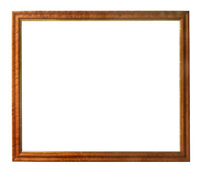 "Pair of Bird's-Eye-Maple Picture Frames,  SOLD SEPARATELY, 27 1/4"" X 32 1/4"""