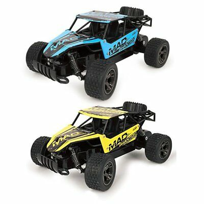 Simulation RC Car All Terrain Remote Control High-Speed 2.4Ghz 2WD Toys C