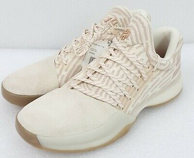 new style 8e839 c756a NIB ADIDAS HARDEN VOL 1 PK Mens 11.5 ASH PEARL BASKETBALL SHOE AP9840 MSRP   160