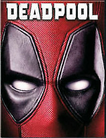 Deadpool (DVD) REGION 1 DVD (USA) BRAND NEW & SEALED DVD