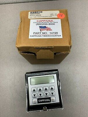 New In Box Capp/Usa Timer 14199