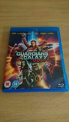 Guardians of the Galaxy: Vol. 2 (Blu-ray, 2017)