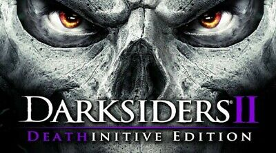 Darksiders II: Deathinitive Edition [PC] *BLITZVERSAND* STEAM KEY DOWNLOAD CODE