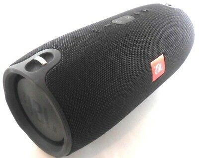 JBL Xtreme Portable Bluetooth Speaker Splashproof - Black