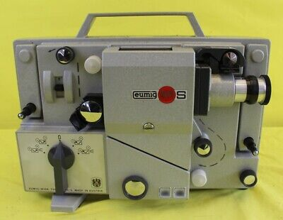 Eumig-Wien Type Mark-S Film Projector #DAFWH01EJ